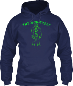Monster Trick or Treat Hoodie