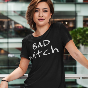 Bad Witch Good Witch T shirt Halloween Costumes