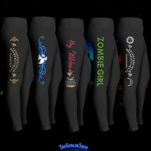 Cutest Yoga Pants Halloween Style Leggings